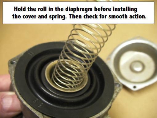 Hitachi HSC32 Carburetor Diaphragm Replacements for motorcycles