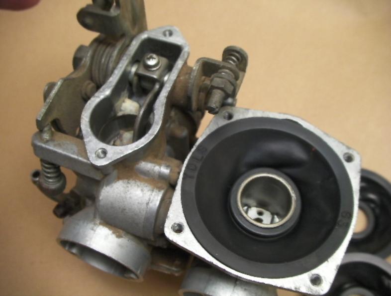 Yamaha Xt Carburetor Cleaning